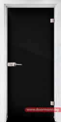 Стъклена врата модел Folio G 15-2 - Бреза