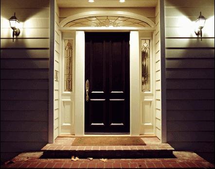 Входна врата за къща